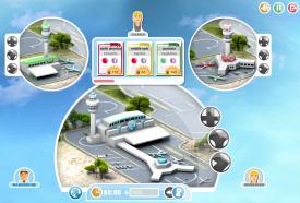 SmartGate Game 2 Main Screen
